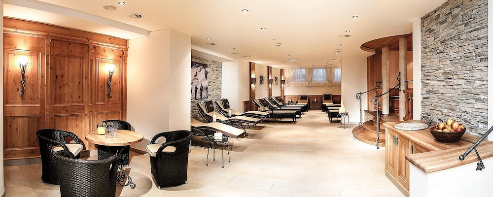Spa, Anthonys Alpin Hotel