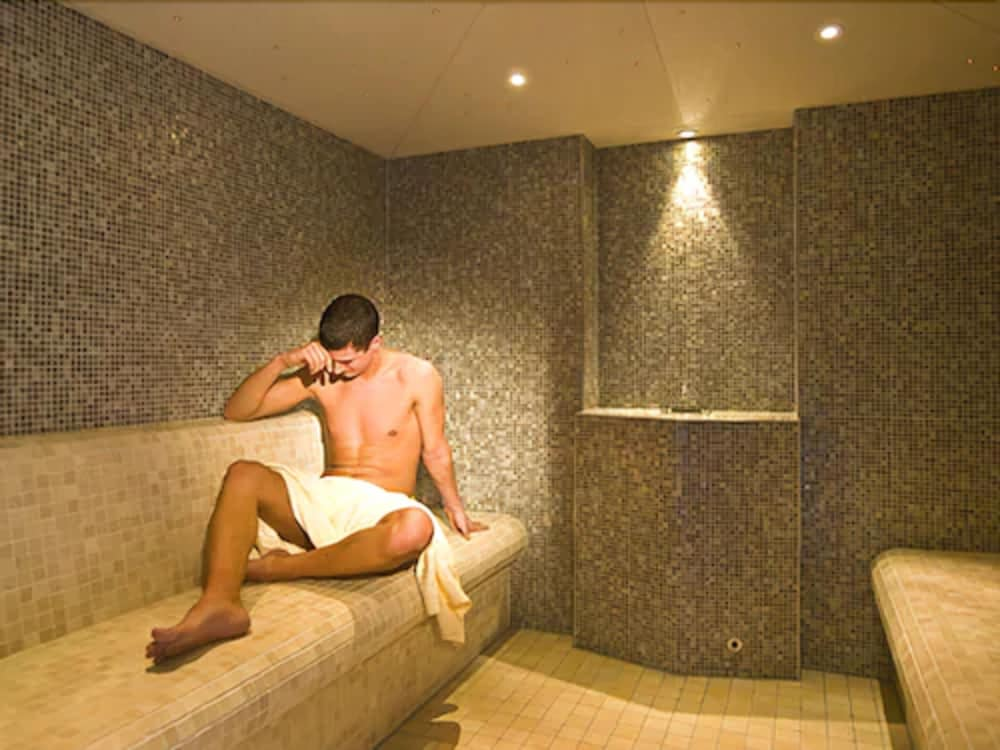 Steam Room , Anthonys Alpin Hotel