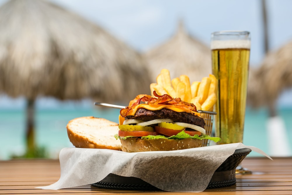 All inclusive holiday inn resort aruba in aruba hotel for All inclusive food and drink resorts
