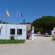 Orbitur Sagres Bungalows - Campground