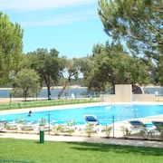 Orbitur Montargil Bungalows - Campground