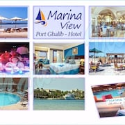 Marina View Port Ghalib Hotel