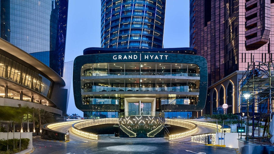 Grand Hyatt Abu Dhabi Hotel And Residences Emirates Pearl