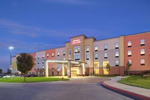 Hampton Inn And Suites By Hilton Columbus Scioto Downs