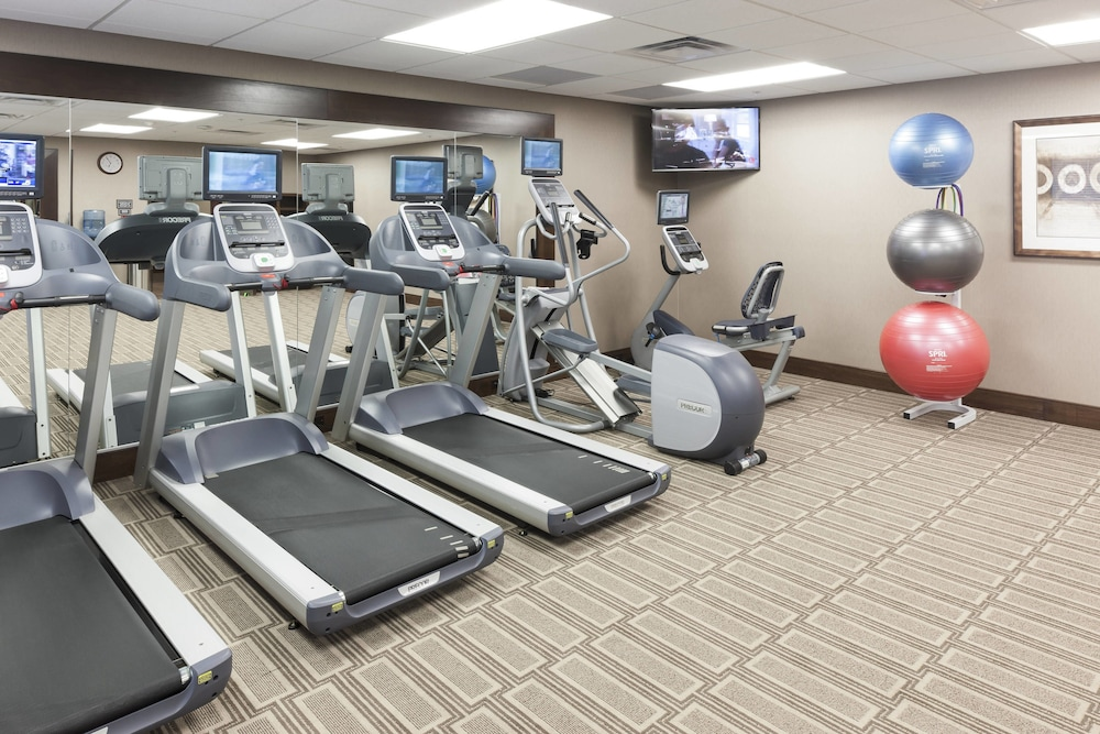 Sports Facility, Residence Inn by Marriott Dallas Plano/Richardson