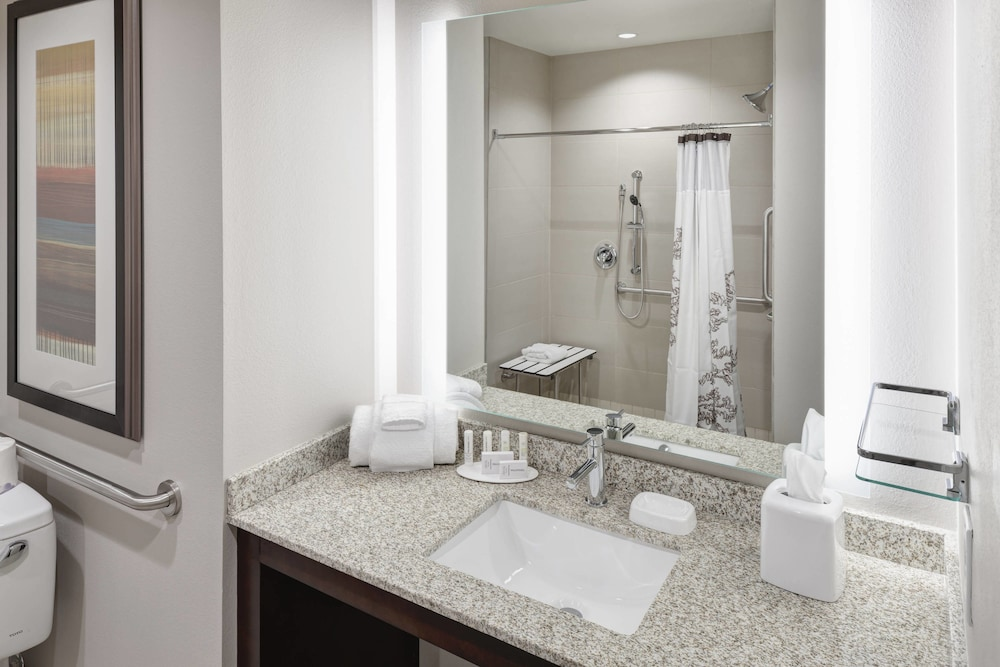 Bathroom, Residence Inn by Marriott Dallas Plano/Richardson