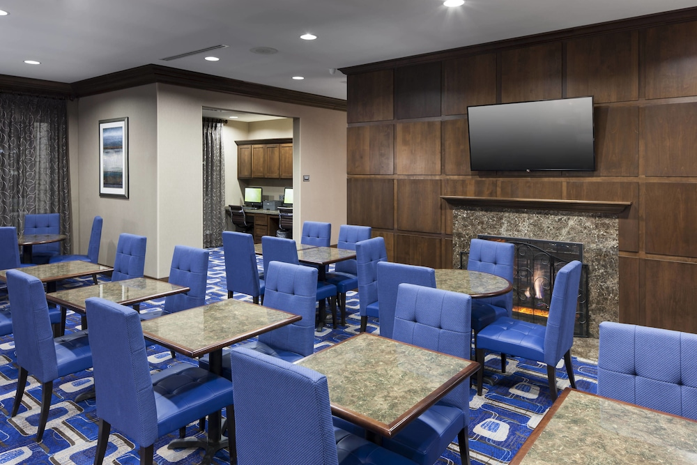 Breakfast Area, Residence Inn by Marriott Dallas Plano/Richardson