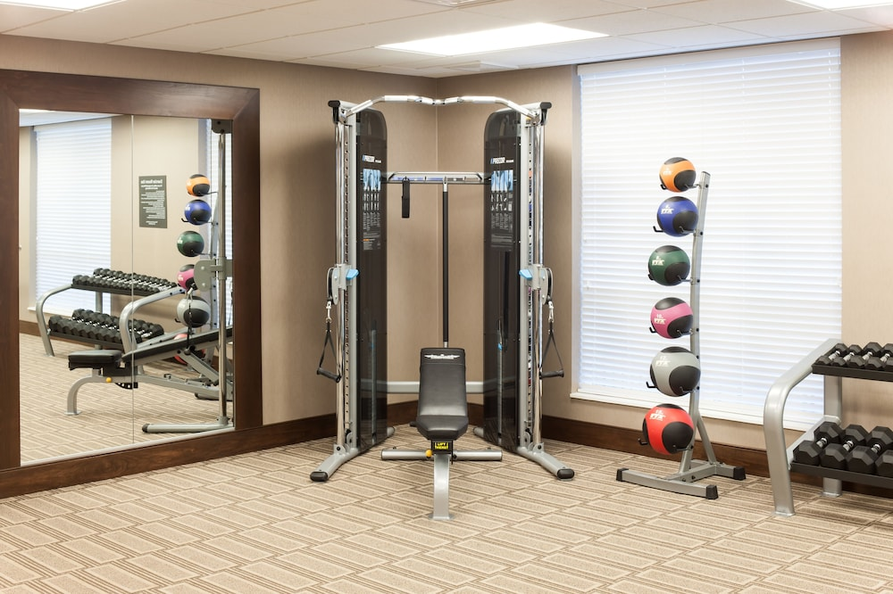 Fitness Facility, Residence Inn by Marriott Dallas Plano/Richardson