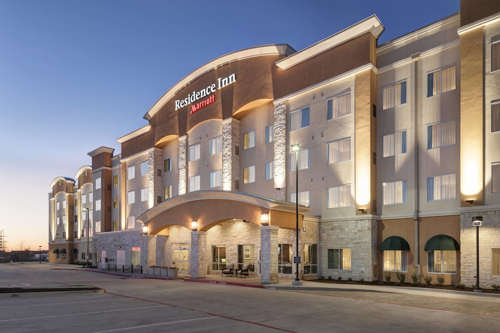 Exterior, Residence Inn by Marriott Dallas Plano/Richardson