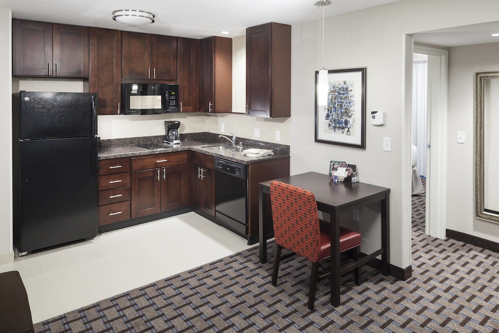 Private Kitchen, Residence Inn by Marriott Dallas Plano/Richardson