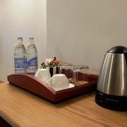 กาแฟในห้องพัก