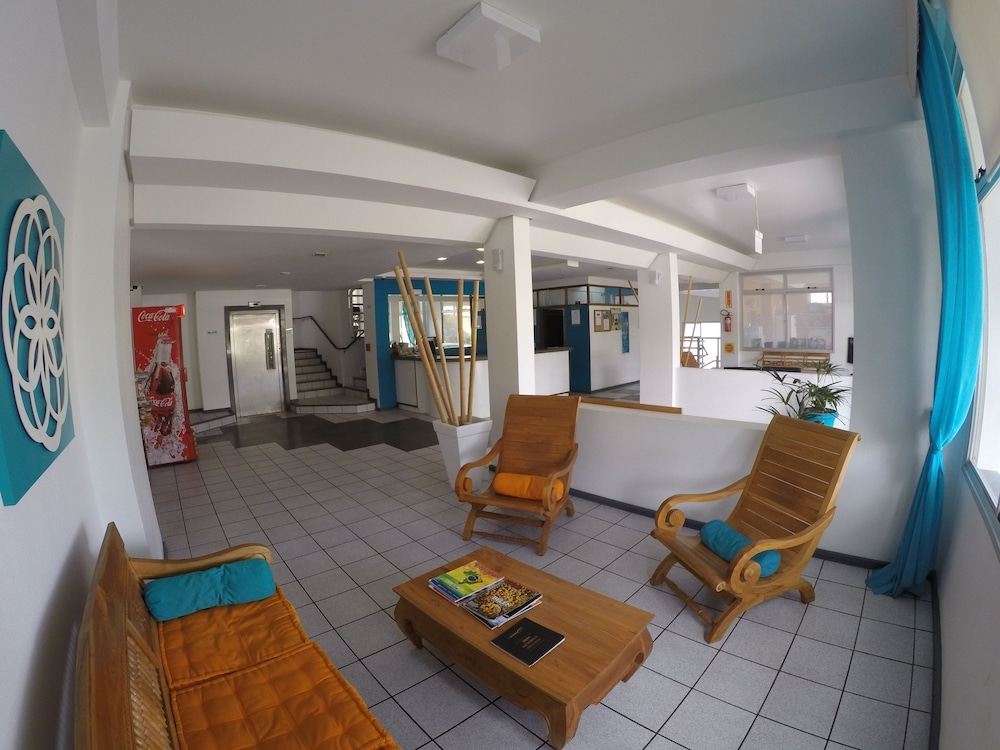 Joaquina Beach Hotel 2 5 Out Of 0 Balcony View Featured Image Interior Entrance