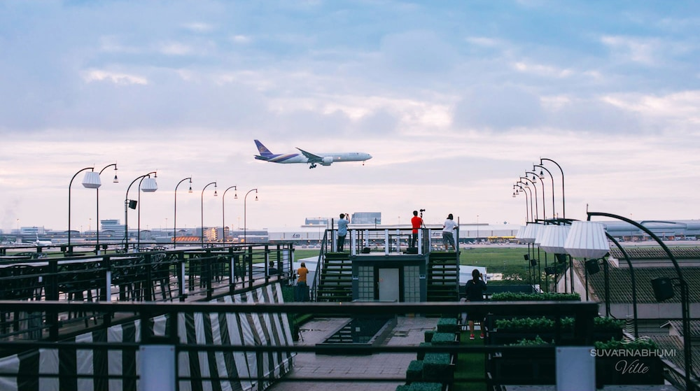 Suvarnabhumi Ville Airport Hotel Reviews Photos Amp Rates