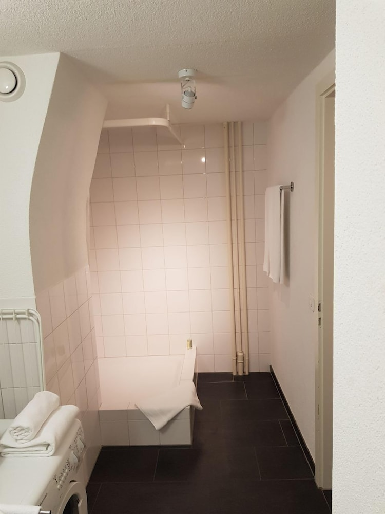 Bathroom, Stylish Apartment in the Heart of Zug by Airhome