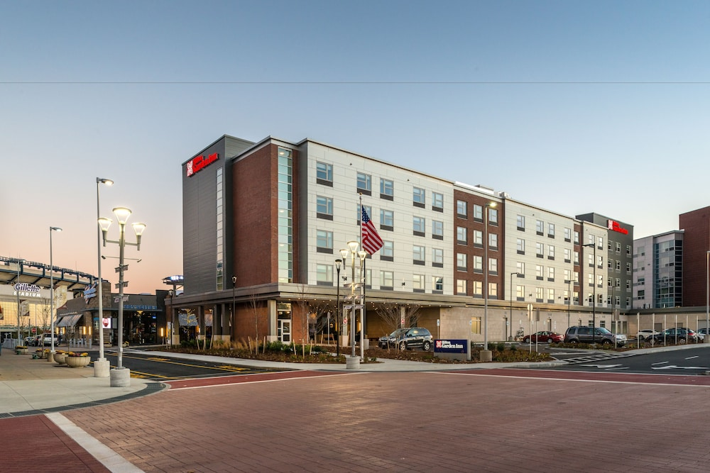 Exterior, Hilton Garden Inn Foxborough Patriot Place