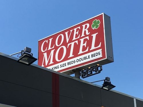 Check Expedia for Availability of Clover Motel