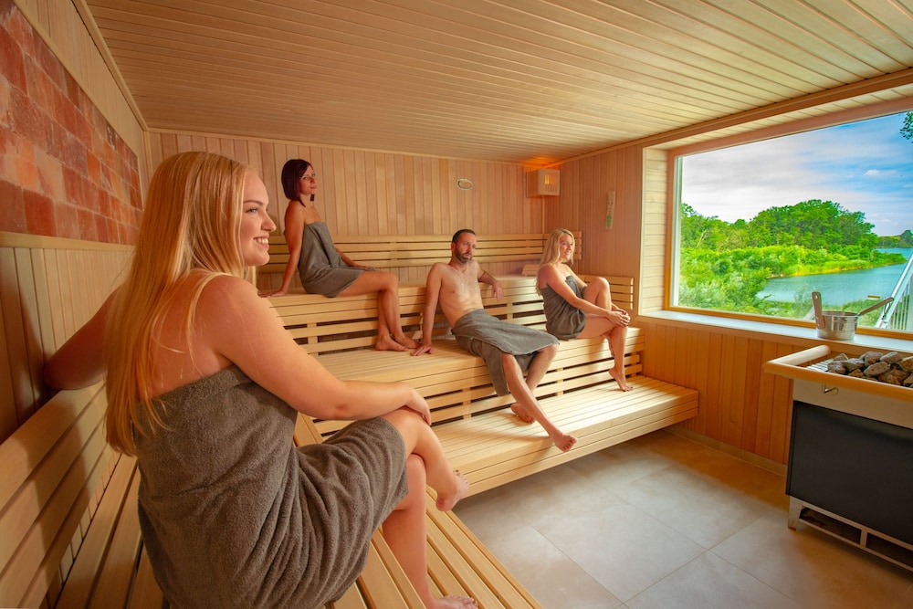 Sauna, AKZENT Hotel Acamed Resort