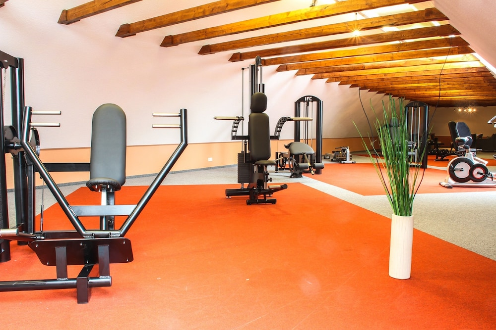 Fitness Facility, AKZENT Hotel Acamed Resort