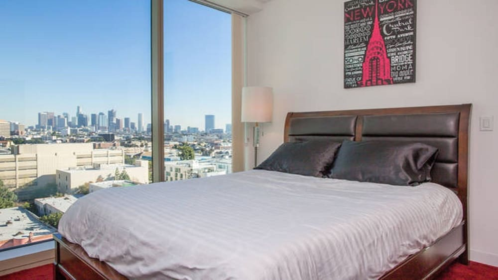 Modern LA 2 Bedroom Luxury Suites Deals Reviews Los Angeles And Vici