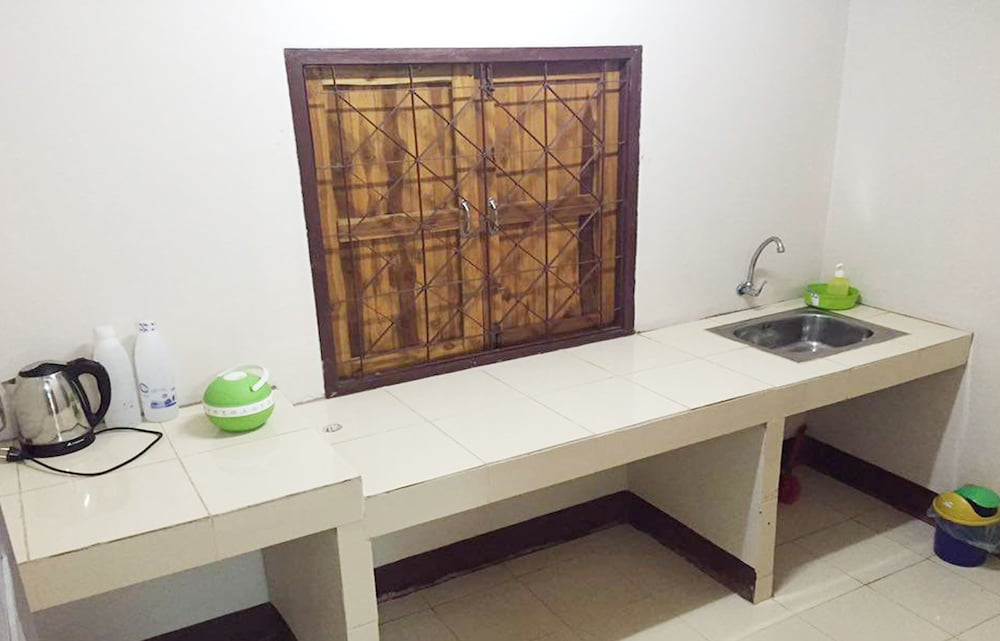 Private Kitchenette, Baan Khue Wieng Resort