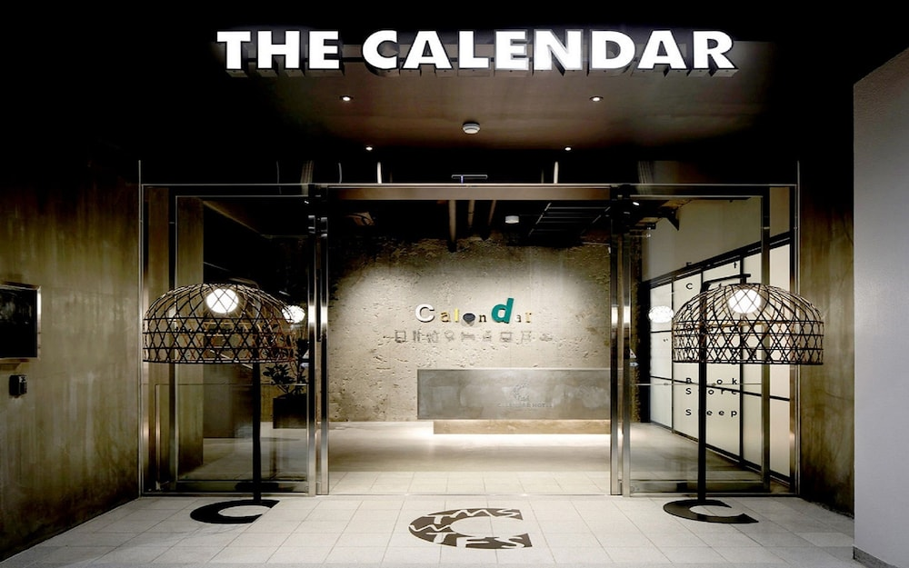 Featured Image, Calendar Hotel