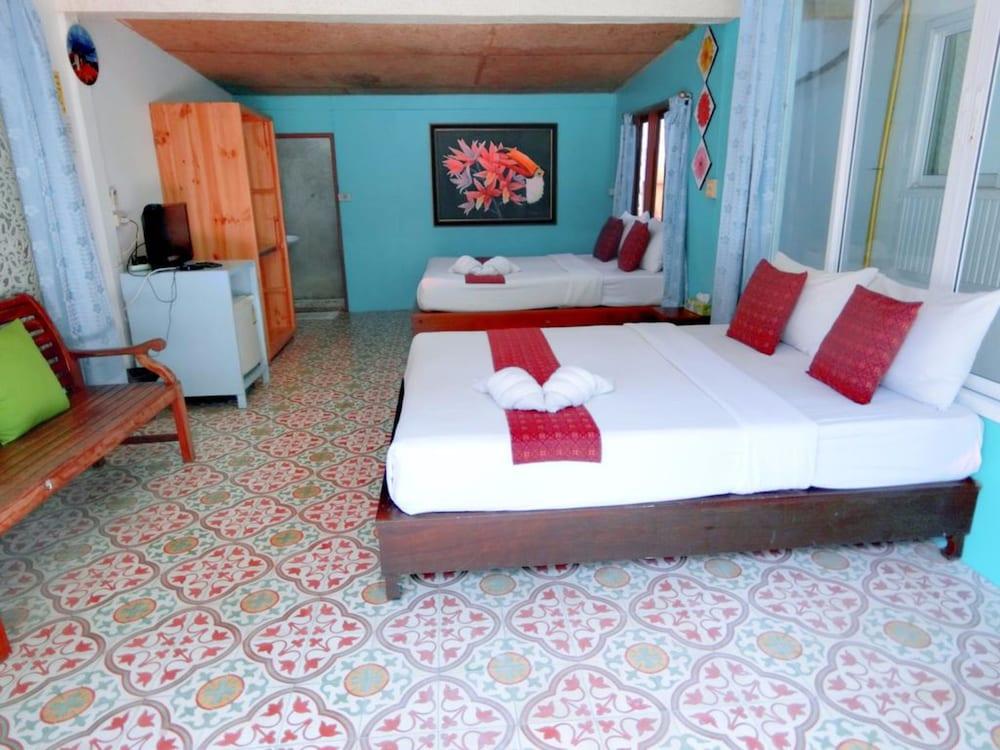 Sai Kaew Beach Resort Family Room