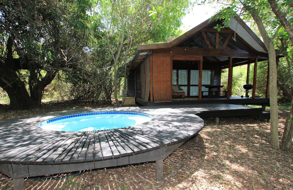 Outdoor Pool, Jacana Lodge
