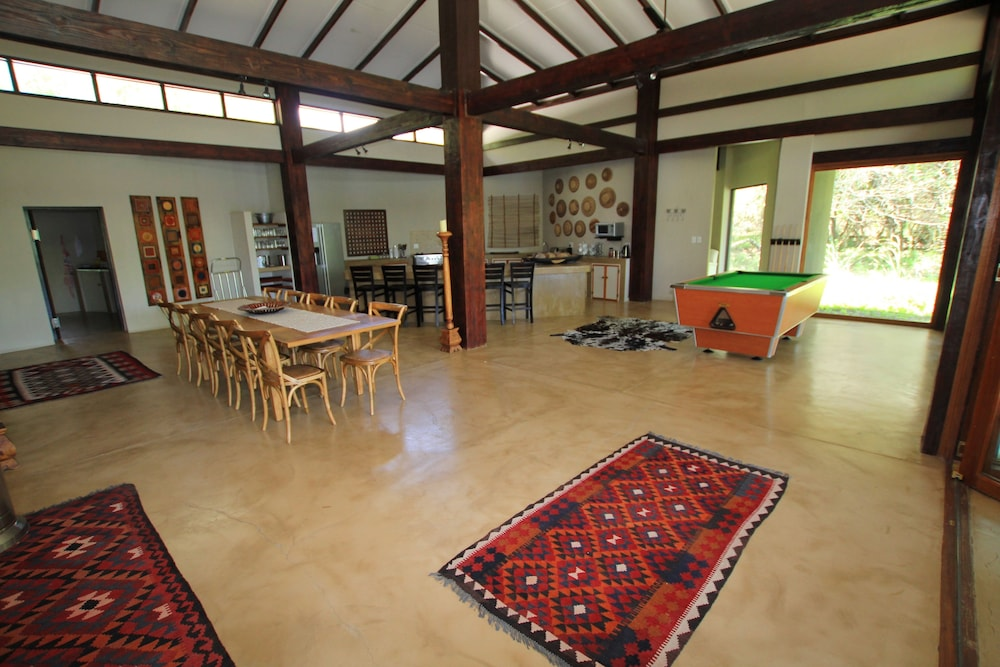 Interior Detail, Jacana Lodge