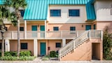 Sea Haven Resort 516 2 Bedroom Condo by MCM - St. Augustine Hotels