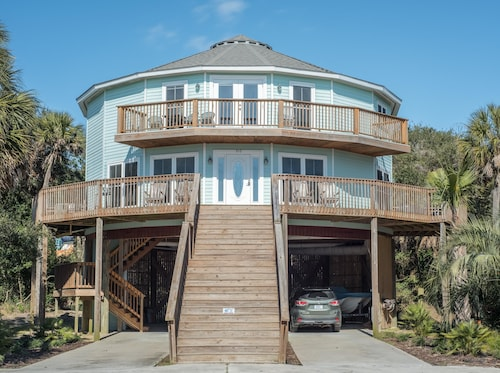W Ashley 510 5 Bedroom Holiday Home By My Ocean Rentals