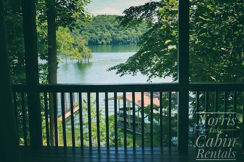 Great Place to stay Ma Cook Lodge 4 Bedroom Holiday home by Norris Lake near Sharps Chapel