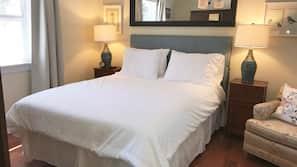9 soverom, sengetøy av topp kvalitet og senger med overmadrass