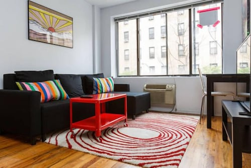 Check Expedia for Availability of Times Square Theater Dist. 2BR Gem