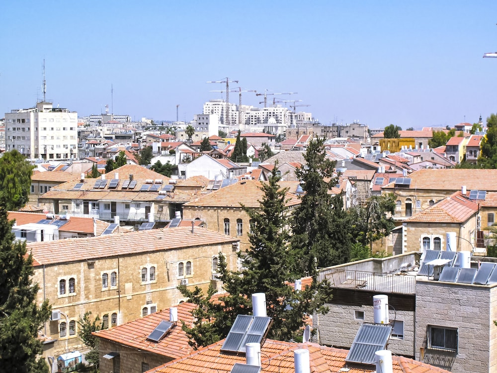 View from Property, Bezalel Hotel an Atlas Boutique