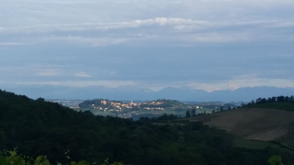 View from Property, Bricco San Giovanni