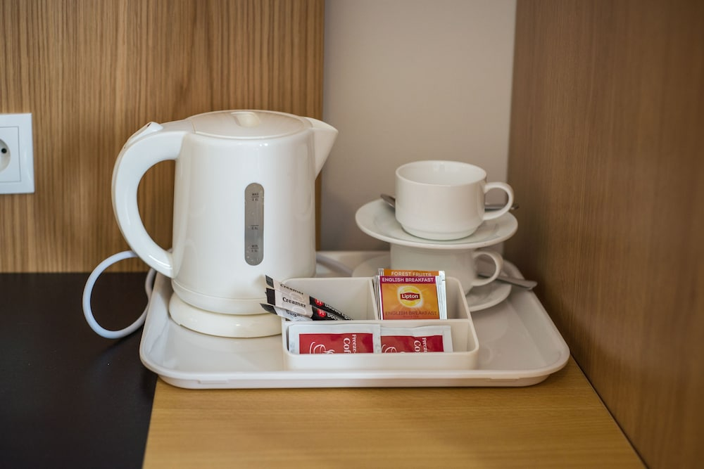 Coffee and/or Coffee Maker, Hotel Jazz