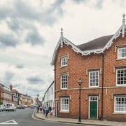 Luxury Town Centre Apartment Stratford Upon Avon