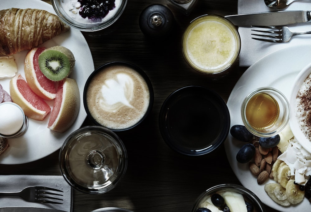Breakfast Meal, Hotel Danmark by Brøchner Hotels