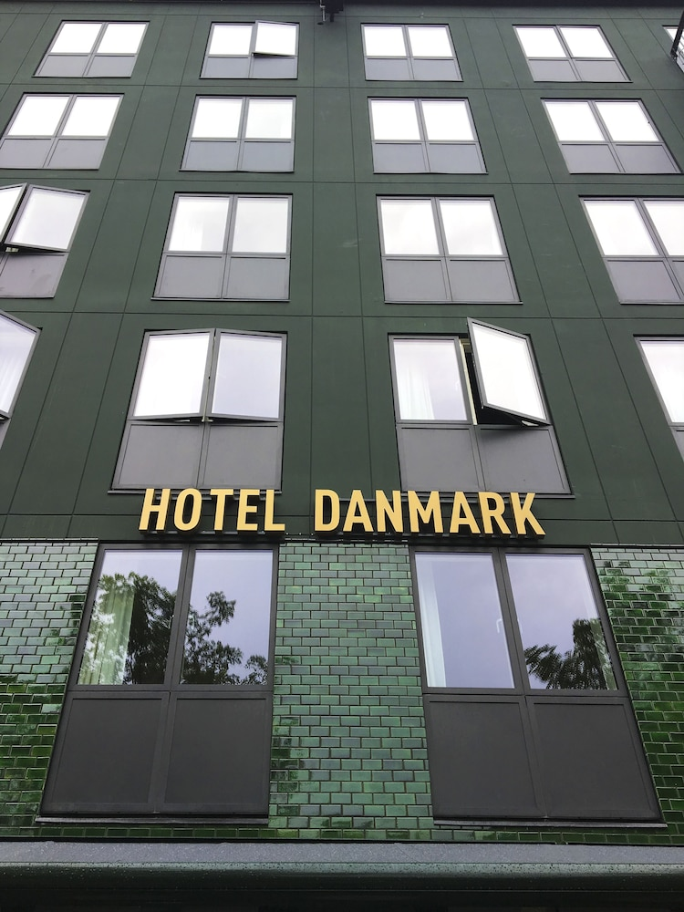 Front of Property, Hotel Danmark by Brøchner Hotels