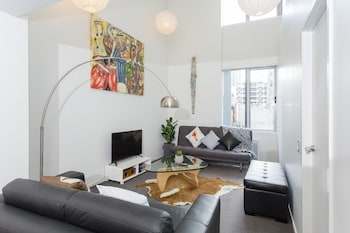 TOWNY - Britomart Central Apartment - 2 Bedrooms