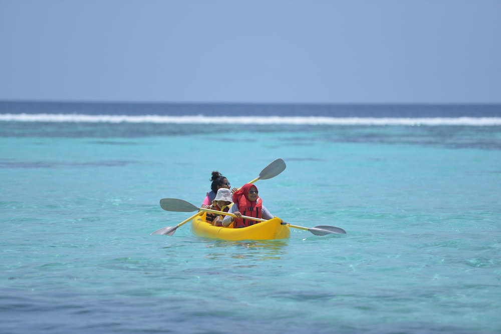 Boating, Mala Maldives Dhangethi