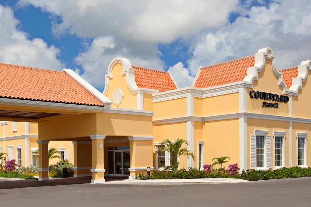 Exterior, Courtyard by Marriott Bonaire Dive Resort