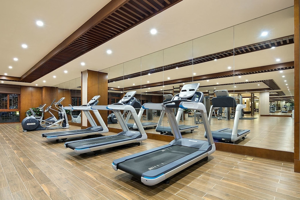 Fitness Facility, Wyndham Grand Plaza Royale Wenchang