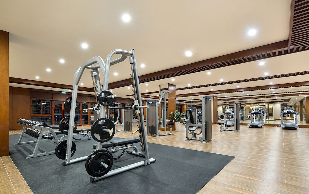 Gym, Wyndham Grand Plaza Royale Wenchang