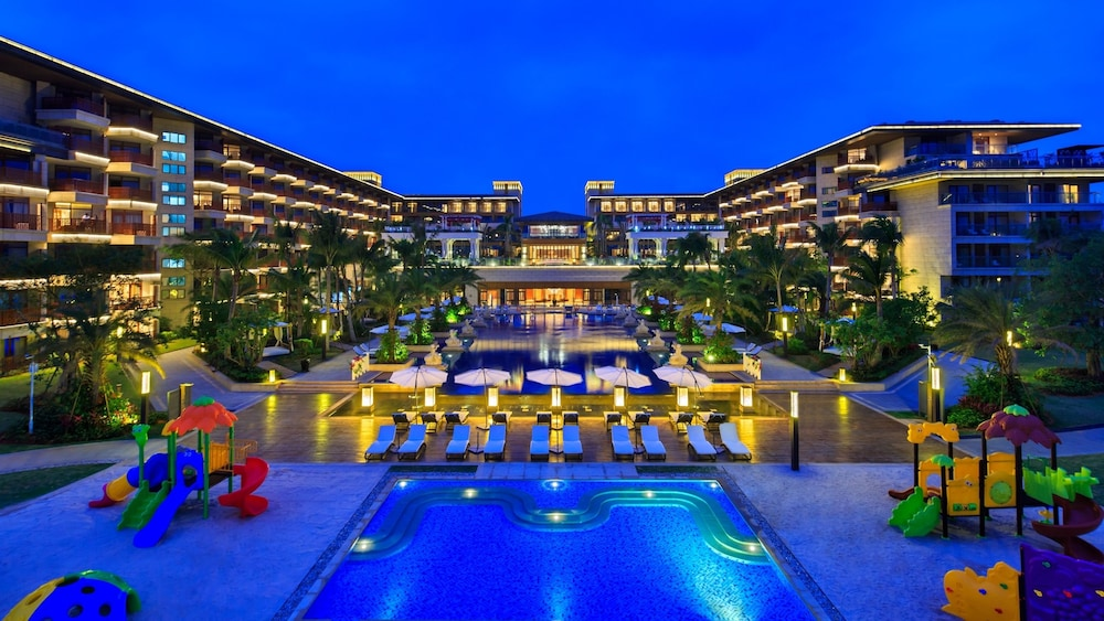 Exterior, Wyndham Grand Plaza Royale Wenchang