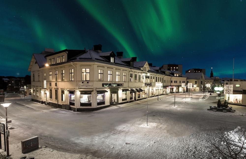 Pensionat drottninggatan 11 in boden hotel rates for Boden sweden
