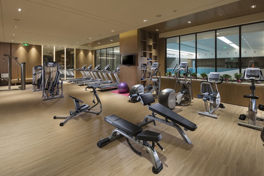Fitness Facility, HUALUXE Hotels & Resorts Zhangjiakou - An IHG Hotel