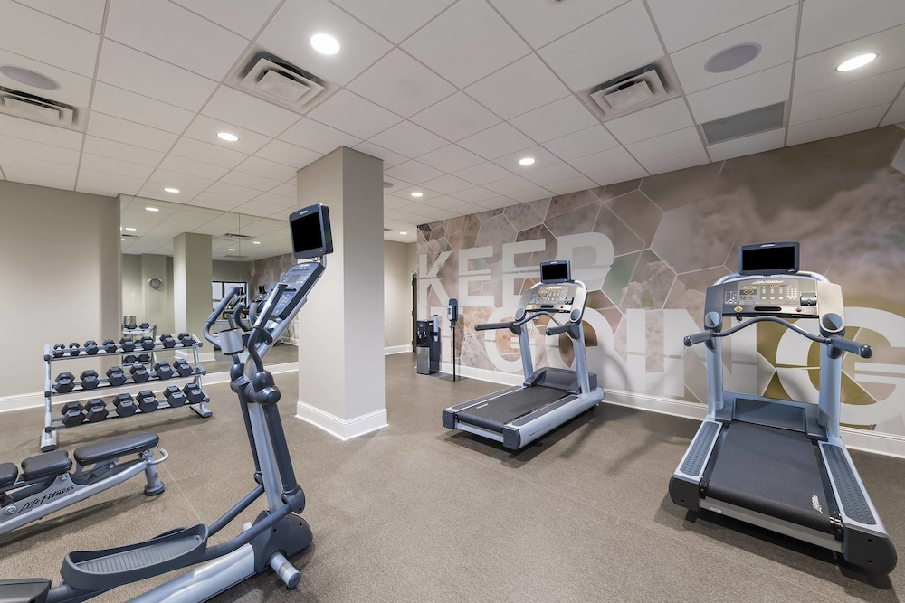 Fitness Facility, SpringHill Suites by Marriott Navarre Beach