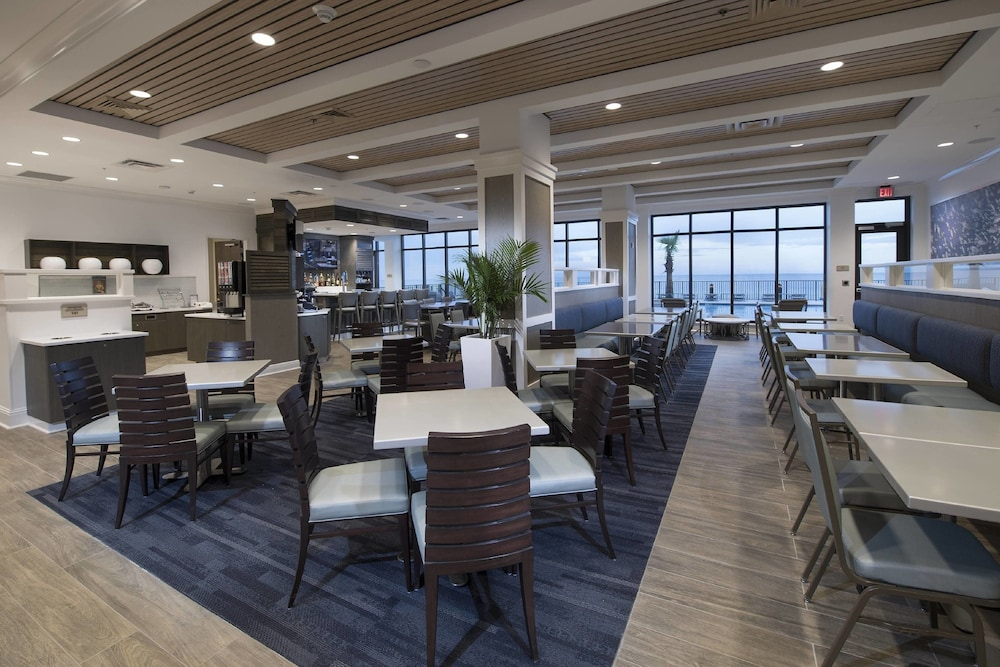 Breakfast Area, SpringHill Suites by Marriott Navarre Beach