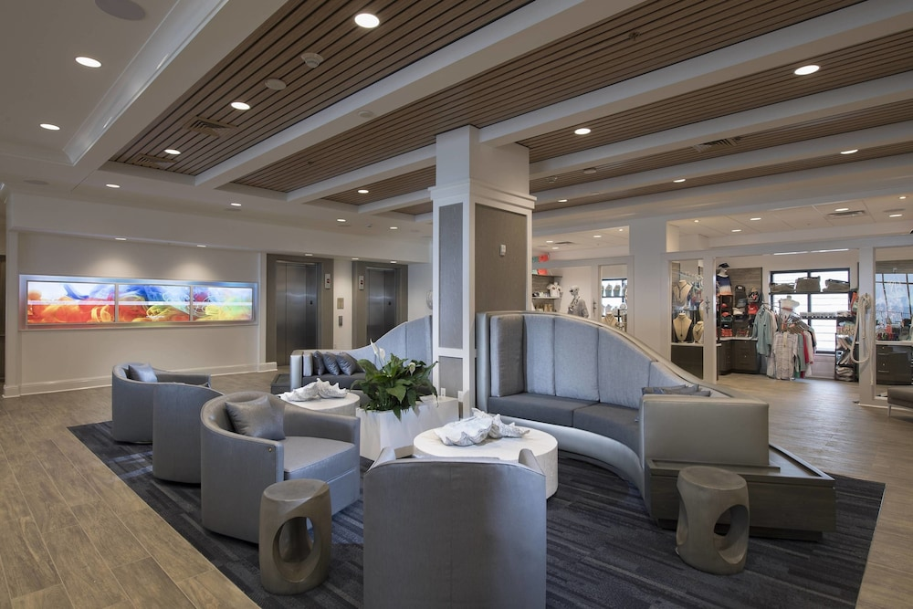 Lobby, SpringHill Suites by Marriott Navarre Beach